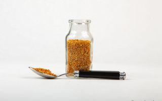 Советы и рекомендации по приему перги в гранулах