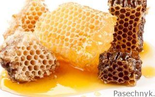 Применение пчелиных сот