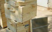 Как содержать пчел в 10 рамочных ульях
