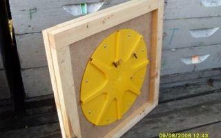 Изготавливаем пчелоудалитель своими руками
