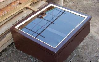 Изготовление солнечной воскотопки своими руками