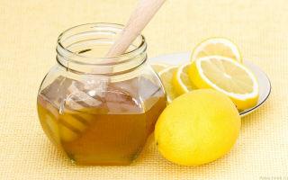 Полезные свойства лимона с медом
