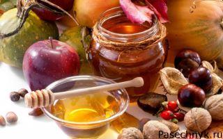 Полезные свойства фруктов с медом