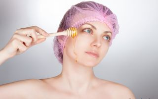 Как сделать маску из меда в домашних условиях