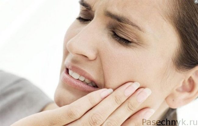 болят зуби