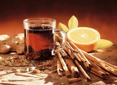 Чай с корицей для похудения