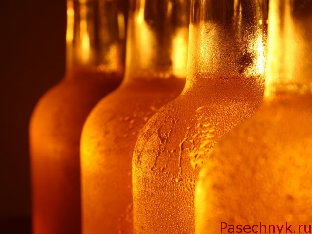 медовуха в бутылках