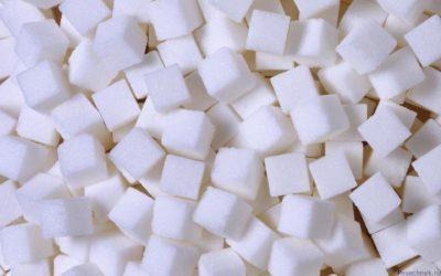 сахар кубиками