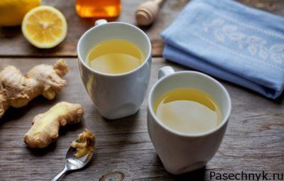мед лимон имбирь