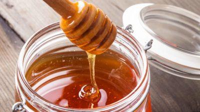 гречишный мед в банке