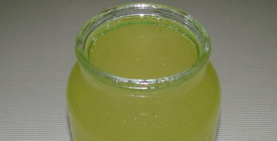 Зеленый мед