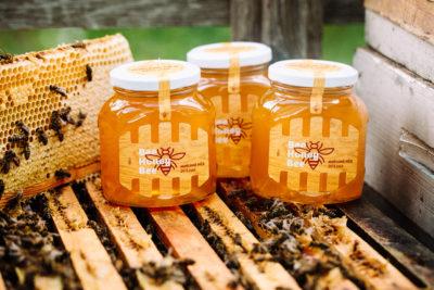 мед в банках майский