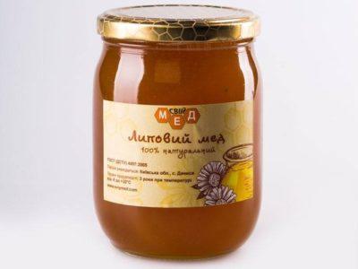 мед из липы