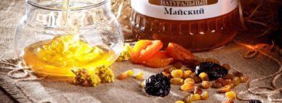 мед майский